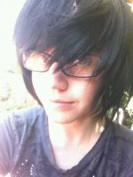 .: Cosplay Test - John Egbert :. by sjsaberfan