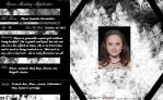 Spence Academy Form - Alyssa Jeanette Devenshire by Butter-Cakes14