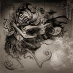 Concept Sketch for Marionette illustration by gregbo
