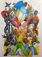 Gijoe copic colored by FlatsNColors