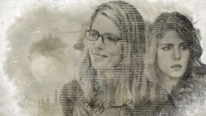 Felicity Smoak by DarkDuby