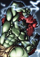 caz a blanka by pancreas