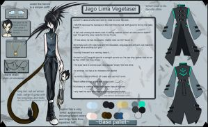 .: Jago the wind siccor :. by Zukuro