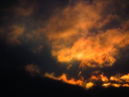 Burning Sky by Limited-Vision-Stock