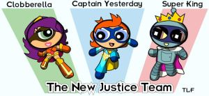 New Justice Team Away by Tastes-Like-Fry