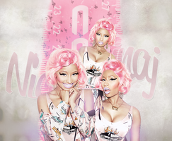 Nicki Minaj Blend 008 by silklungs
