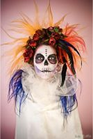 Day of the Dead by M1nuScul3