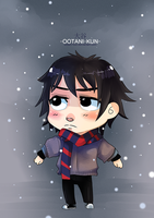 Ready for winter !! by Ootani-kun