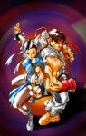 SFII - Ryu and Chun Li Final by KenshinGumi559
