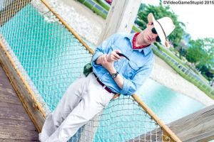 ColossalCon 2015 - Dr. Alan Grant by VideoGameStupid