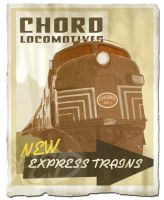 Chord Locomotives by SkyeBD