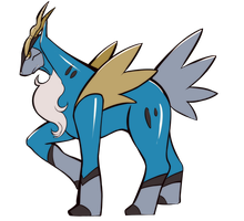 Cobalion by Suguro