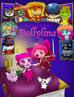 Dollylina Poster by dannichangirl