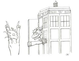 TARDIS TIME by Leithster