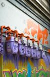 SF's graffiti by poilaumenton