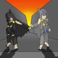Two Sides - WIP by GreyScale9