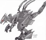 Art request #12 Zoid Geno Shiso by Kitamon