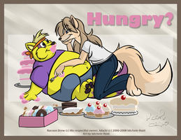 Hungry? by Mochiroo