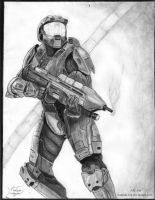 Master Chief by Astaldo-Fea