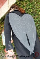Winged Tailcoat by Oniko-art