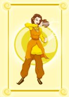 Disney Benders: Belle by trishna87