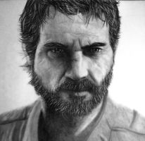The Last of Us - Joel by Names76
