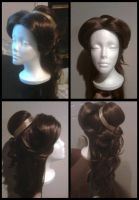 Belle Wig by Siren's Grotto by TheRealLittleMermaid