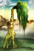 Giraffe by altergromit