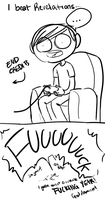 AC Revelations Reaction: by Peepsicle