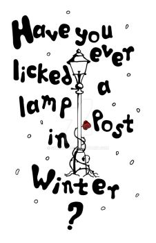 Lamppost In Winter by skart2005
