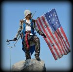 Connor Kenway Cosplay -  Frontier by 6Silver9