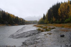 Muddy River 14 by prints-of-stock