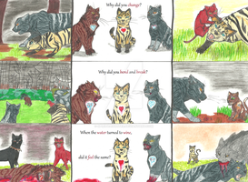 Warrior Cats- .:When Water turns to Wine:. by spiritdaughter