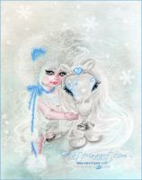 Winter wonderland by Katerina-Art