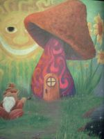 gnome home by wolfey6635