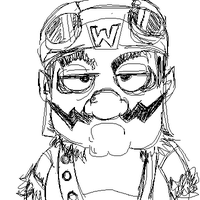Wario is Not Amused by FNFY