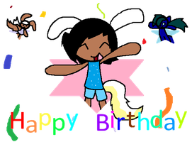 happy birthday animation by Xxpets-world-14xX