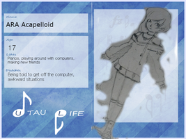 UTAU-Life Application by Ori-san23
