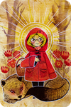 APH: Red Ridding Hood by a-lonely-me