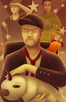 Nostalgia Critic the Great by TenshiHime7