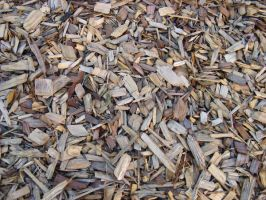 Wood Chips by Stock-By-Crystal