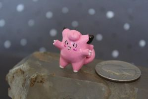 #035 Clefairy by AnnalaFlame