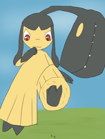 Mawile encountered wild trainers by Billyblue999