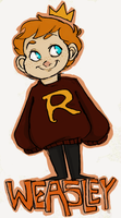 Weasley Is Our King by Ez-ra