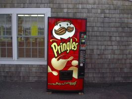 Pringles Machine by FractalMBrown