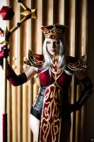Whitemane - World of Warcraft by GenericPhotoninja