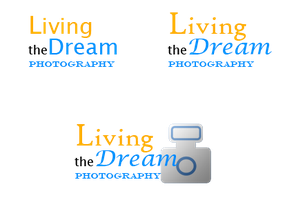 Living the Dream logo Batch 1 by Coleslayer