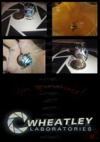 Tiny little Wheatley by Bluefire-Amaterasu