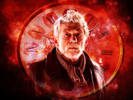Doctor Who - The War Doctor - John Hurt by Skrillexia-TF