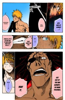 Bleach coloring Prac. by Elpisbooks